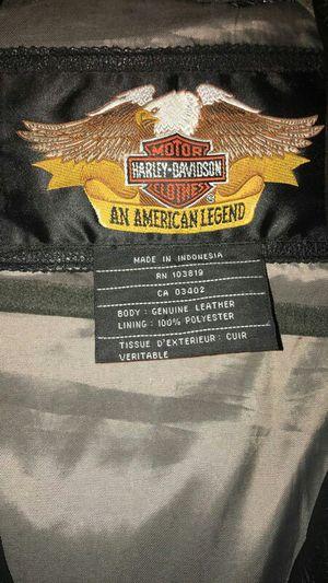 Harley Davidson XX leather coat for Sale in Weber City, VA