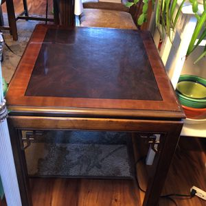 Solid Wood End Table for Sale in Cle Elum, WA
