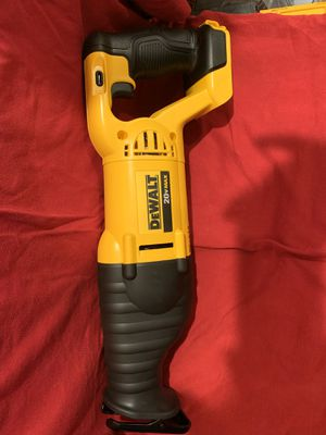 Dewalt sawzall tool only brand new for Sale in Santa Fe Springs, CA