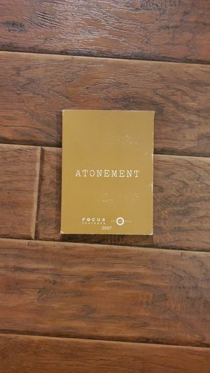 DVD - Atonement for Sale in San Clemente, CA