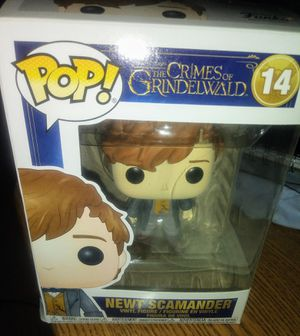 Funko Pop Newt Scamander for Sale in Spring Hill, FL