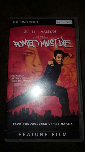 PSP ROMEO MUST DIE for Sale in Lake Stevens, WA