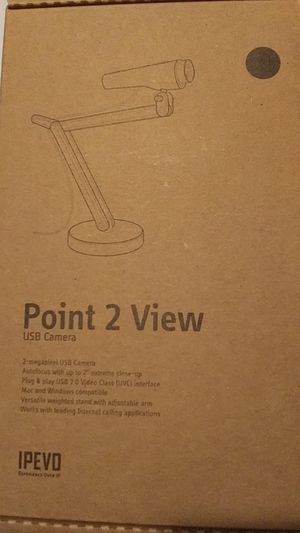 Point 2 view- USB camera for Sale in Chesapeake, VA