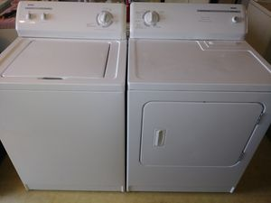 Kenmore washer and electric dryer for Sale in Austin, TX
