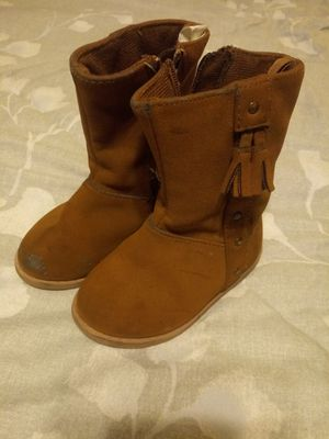 Baby girl boots size 5c for Sale in Phoenix, AZ