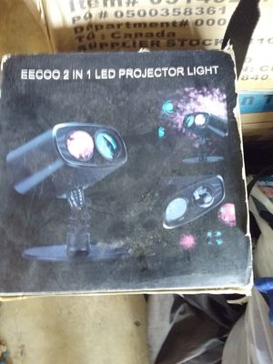 Halloween Spider projector for Sale in Walnut, CA