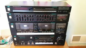 MCS stereo system for Sale in New Lenox, IL