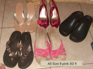 Women's shoes for Sale in Eagle Lake, FL