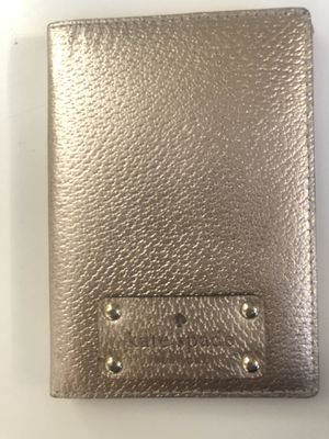 Kate spade passport cover for Sale in Norwood, MA