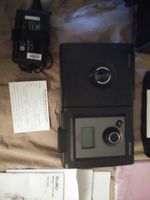 RESPERONICS c-flex cpap w /humidifier for Sale in Las Vegas, NV
