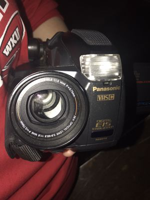 Video Camcorder for Sale in Houston, TX