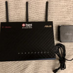 ASUS TM-AC1900 Wi-Fi Router for Sale in Simi Valley, CA