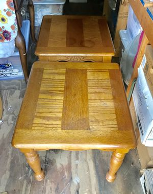 Tables 2 matching Side/end for Sale in Northport, AL