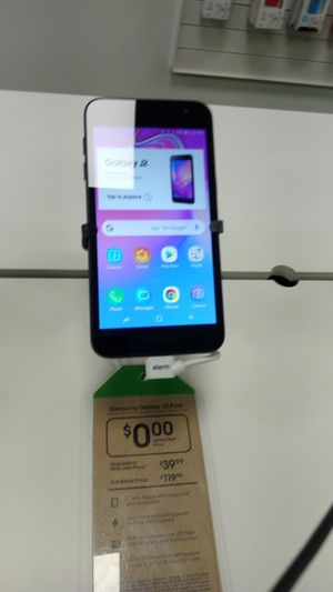 Samsung Galaxy J2 Pure for Sale in San Angelo, TX