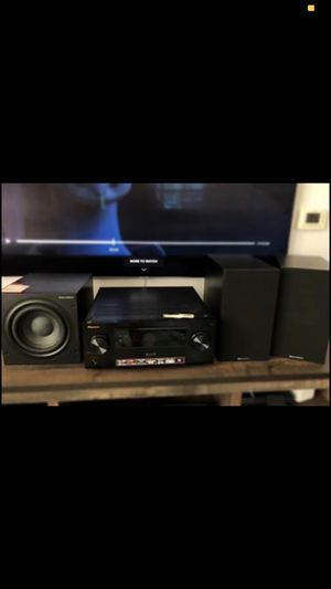 Bowers & Wilkins speaker system set for Sale in Chelsea, MA