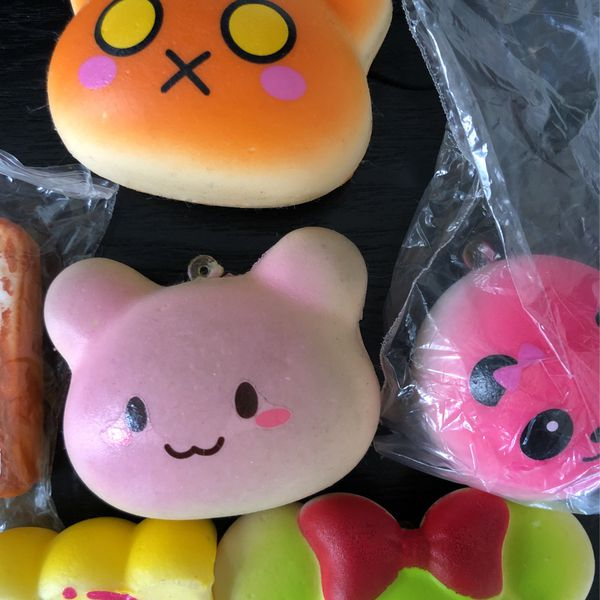 Small Squishies Lot Cheap