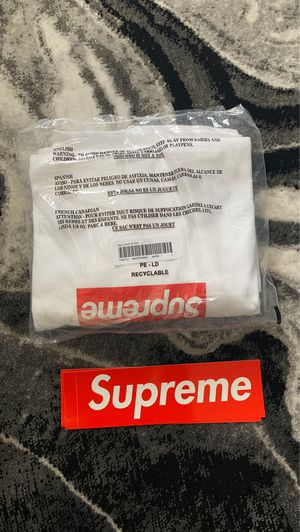 Supreme Box Logo Longsleeve Size Large for Sale in Aurora, CO