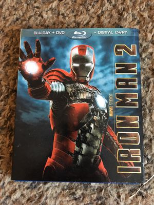 Ironman 2 Blue Ray for Sale in Midwest City, OK