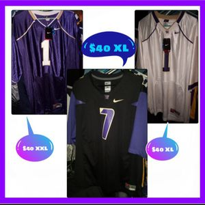 UW Football Jerseys for Sale in Wenatchee, WA