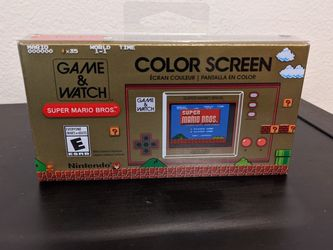 Brand New Game And Watch Console for Sale in Gresham,  OR