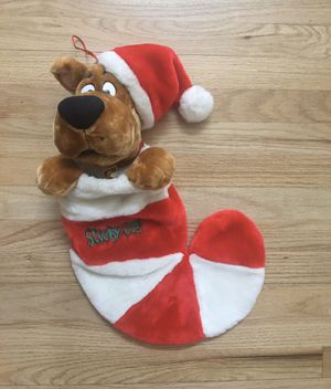 Talking & Singing Scooby Doo Stocking for Sale in Arvada, CO