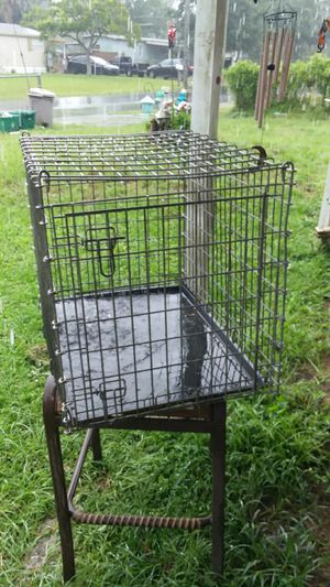Caged for animal or large bird for Sale in Casselberry, FL