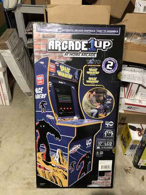 Arcade1up Space Invaders Brand New for Sale in Keller, TX