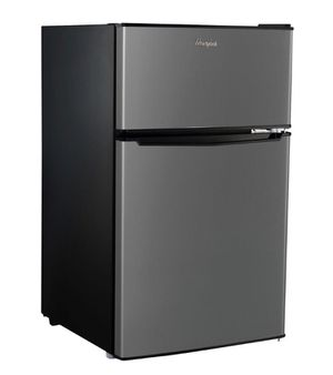Whirlpool mini fridge with freezer for Sale in West Palm Beach, FL