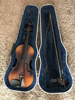 Anton Benton Violin and case for Sale in Fresno, CA