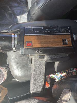 Vintage Sears Super 8 Movie Camera for Sale in Colorado Springs, CO