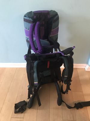 Carrier for Toddler hiking backpack for Sale in Ridgewood, NJ