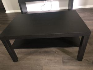 Coffee table and TV console for Sale in Tucker, GA