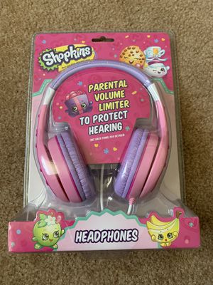 Shopkins Headphones for Sale in Wheat Ridge, CO