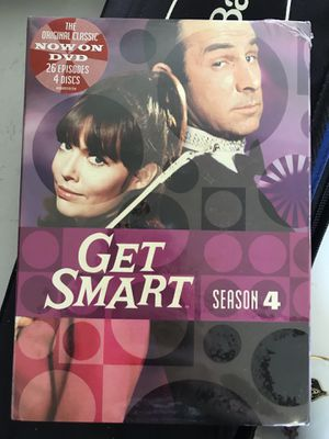 Get smart dvd series 4 for Sale in Hanover, PA