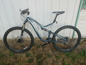 2012 Specialized Stumpjumper fsr comp XL for Sale in Bellevue, WA