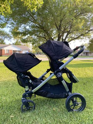 Baby Jogger City Select Double Stroller for Sale in Dallas, TX