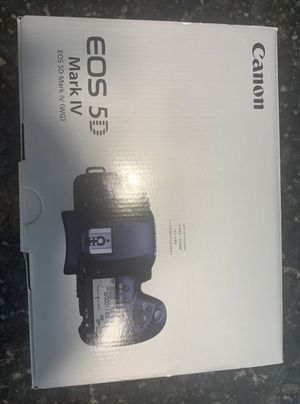 CANON 5D MARK IV for Sale in Seattle, WA