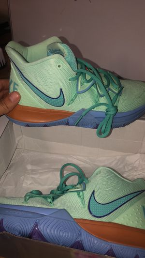 Nike Kyrie squidwards for Sale in West Monroe, LA
