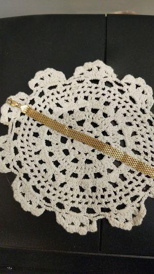 14kyg Woven Bracelet for Sale in Leesburg, VA