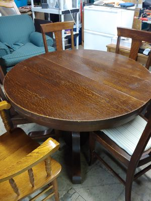 Vintage Dinette& 4 Chairs for Sale in Meriden, CT