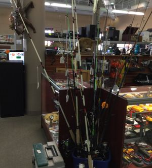 Fishing rods for Sale in Irving, TX