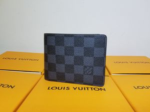 Louis Vuitton Damier Graphite Wallet for Sale in New York, NY