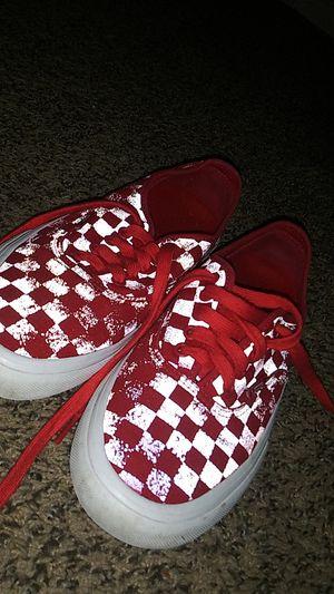 Vans shoes for Sale in Denton, TX