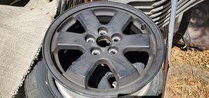 Original Prius Rims Painted Black $240 for Sale in Riverside, CA