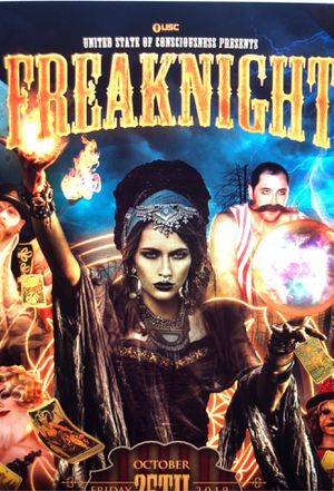 2 Freaknight Tickets for Sale in Seattle, WA