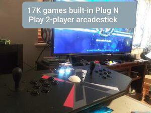 Arcade stick w 17K Games for Sale in Chicago, IL