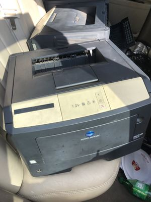 Bizhub printers 3300 for Sale in Euless, TX