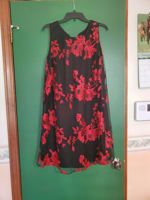 Red flower party dress for Sale in Kansas City, MO