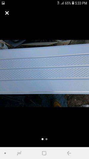 Aluminum soffit building materials for Sale in Spokane, WA