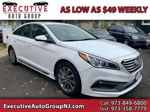 2015 Hyundai Sonata for Sale in Irvington, NJ